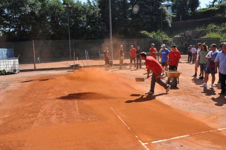 12.06.2014  CLUB DE TENIS GIRONA