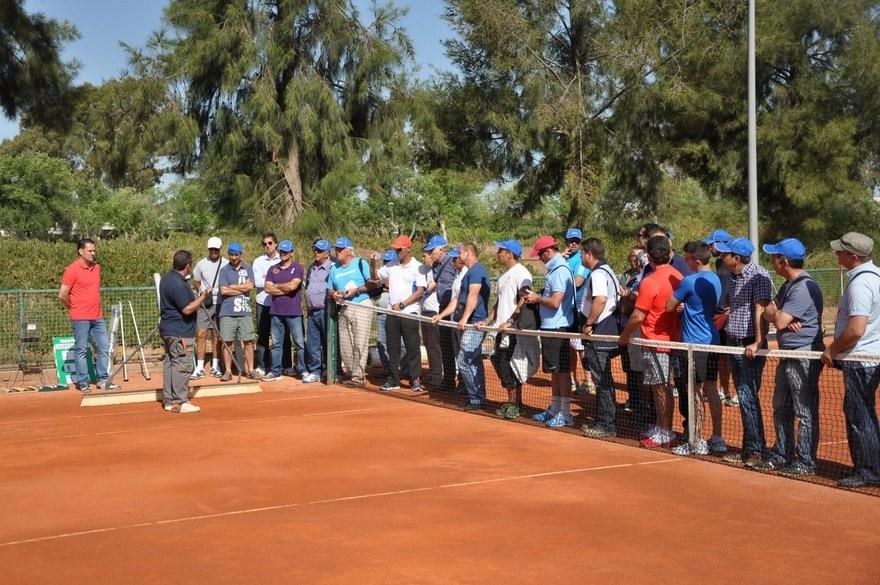 15 10 2013 Federación Andaluza de Tenis  (Sevilla)