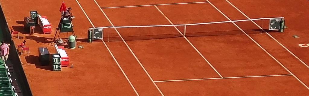 Pistas tenis tierra batida