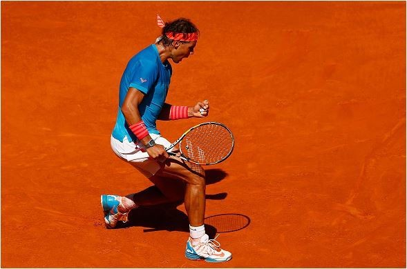 OPen Madrid 2015 Nadal