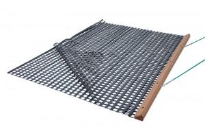 estera de malla pvc reforzada madera