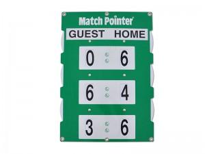 marcador manual tenis