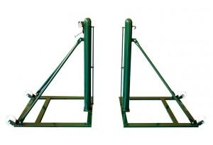 postes metálicos trasladables
