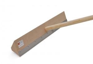 rascador de madera tierra batida
