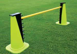 set obstáculos escuela tenis
