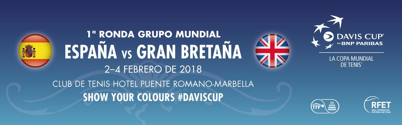 Copa Davis Marbella 2018